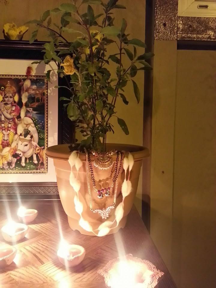 daily tulasi pooja with slokas – Madhwa